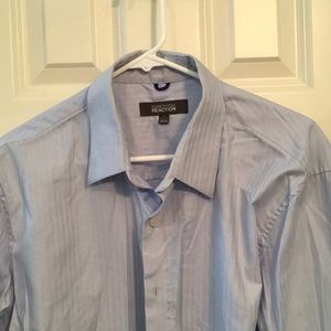 Kenneth Cole reaction slim fit button down